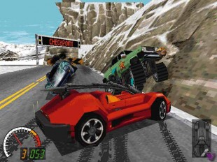 Carmageddon av Stainless Games og SCi
