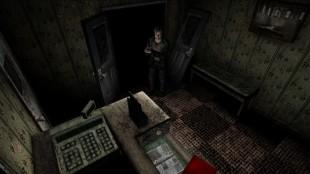 Det kornete Silent Hill 2 drar minst nytte av HD-oppgradering, men har en trist fortelling du sent vil glemme. (Foto: Konami)