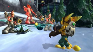 Ratchet & Clank - anno 2002. (Foto: Insomniac Games / SCEE)