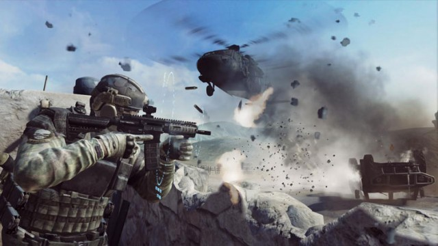 Tom Clancy's Ghost Recon: Future Soldier. (Foto: Ubisoft)