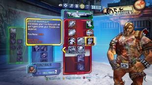 Borderlands 2, Brawn-ferdigheitstre (Foto: Gearbox Software)