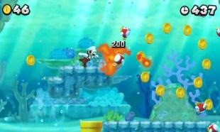 New Super Mario Bros. 2. (Foto: Nintendo)