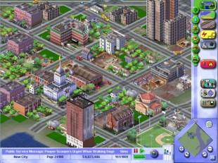 SimCity 3000. (Foto: Maxis)