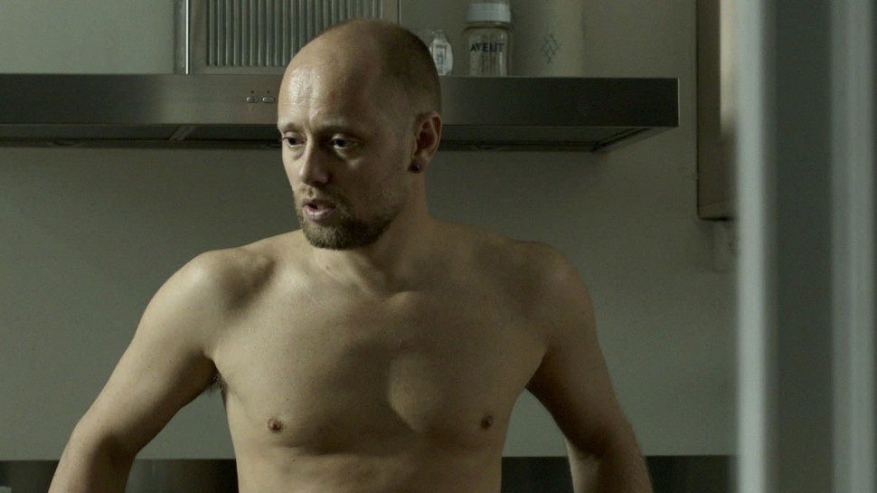 Aksel Hennie har også en rolle i Hercules. Her er han i filmen 90 minutter. (Foto: Euforia Film).