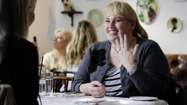 Becky (Rebel Wilson) skal gifte seg i Utdrikningsslaget (Foto: Scanbox).