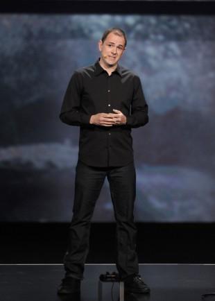Alex Hutchinson - E3 2012. (Foto: Reuters/Gus Ruelas)