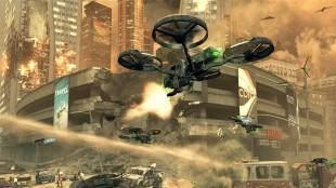 Fremtidskriging i Call Of Duty: Black Ops II (Foto: Treyarch/Activision/Microsoft).