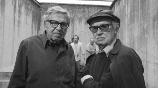 Veteranene Paolo og Vittorio Taviani har regissert Cæsar må dø! (Foto: ActionFilm).