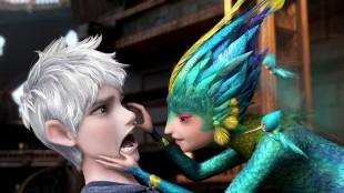 Tannfeen sjekker ut tanngarden til Jack Frost i De fem legendene (Foto: United International Pictures).