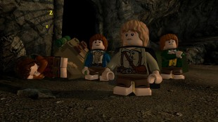 LEGO The Lord Of The Rings (Foto: Warner Bros. Interactive Entertainment).