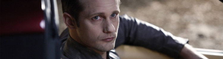 Alexander Skarsgård i True Blood. (Foto: HBO)