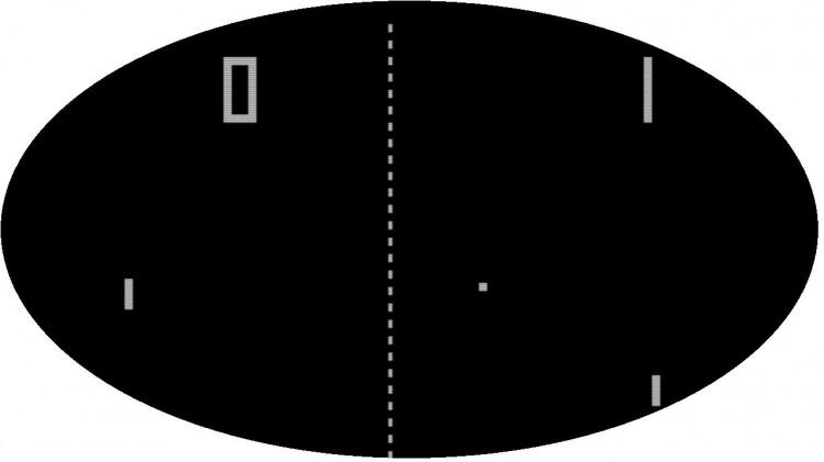 Pong. (Foto: Atari)