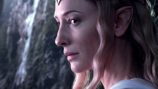 Hobbiten: En uventet reise byr på gjensyn med Cate Blanchett som Galadriel (Foto: Warner Bros. Pictures).