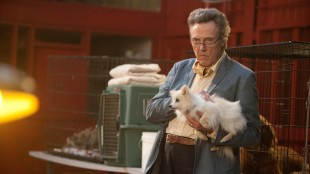 Christopher Walken som hundekidnapperen Hans i Seven Psychopaths (Foto: Nordisk Film Distribusjon AS).