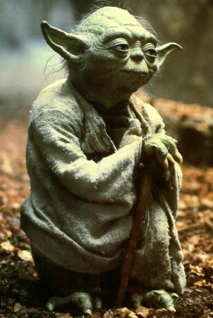 Yoda. (Foto: Lucasfilm)