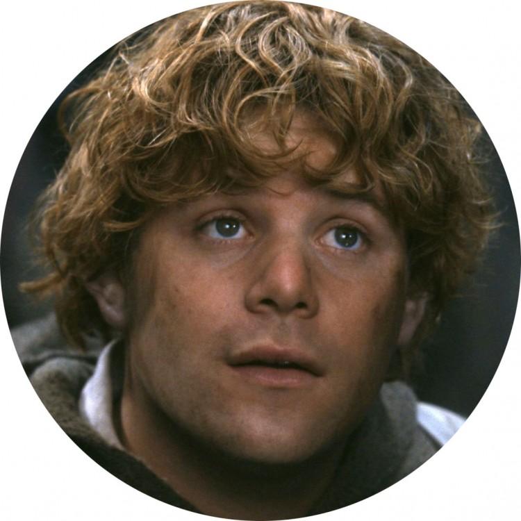 Sean Astin - her som Sam fra «Ringenes Herre»-filmene. (Foto: New Line Cinema)
