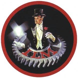 ILM – Industrial Light & Magic – sin første logo.