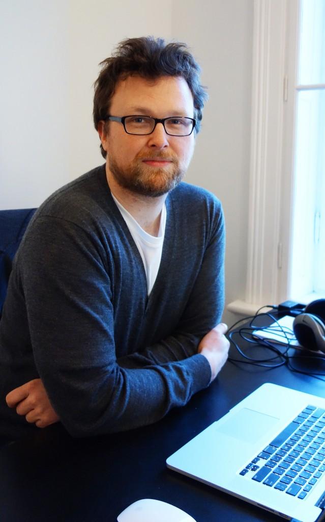 Ragnar Törnquist i Red Thread Games