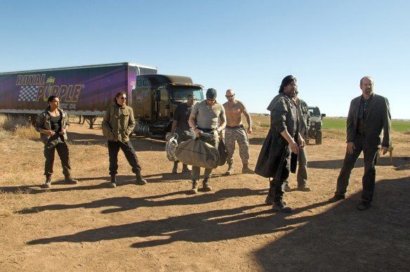 The Last Stand. (Foto: Nordisk Film Distribusjon AS)