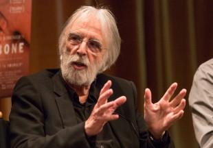 Michael Haneke, regissøren på «Amour». (Foto: Paul A. Hebert/Getty Images/AFP)