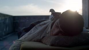 Abdullah Taher spiller Siyar i Før snøen faller (Foto: Paradox Film AS / Marius Matzow Gulbrandsen).