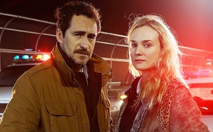 The Bridge - amerikansk-mexicansk «Broen»-remake. (Foto: Jordin Althaus/FX Network)