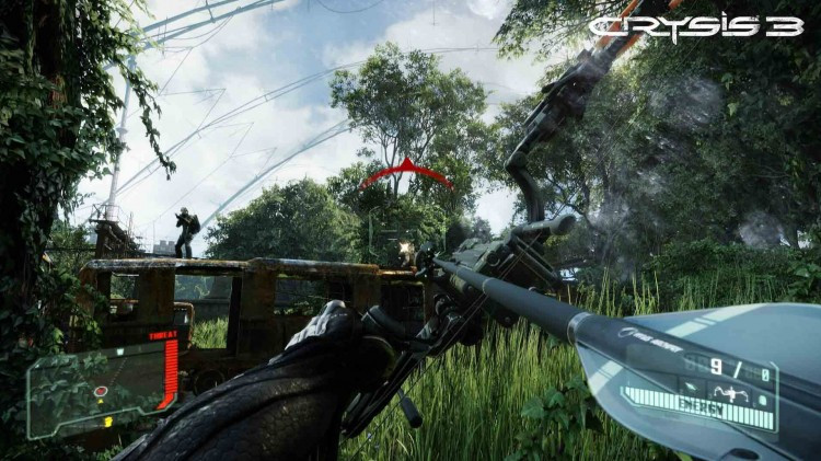 Crysis 3. (Foto: Electronics Arts).