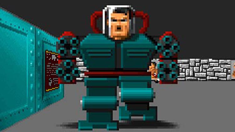 mecha-hitler. (Foto: id Software)