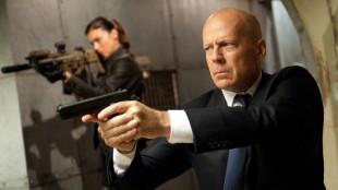 Adrianne Palicki og Bruce Willis i G.I. Joe: Retaliation (Foto: United International Pictures).