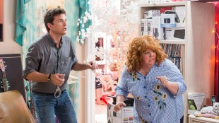 Jason Bateman og Melissa McCarthy i Identity Thief (Foto: United International Pictures).