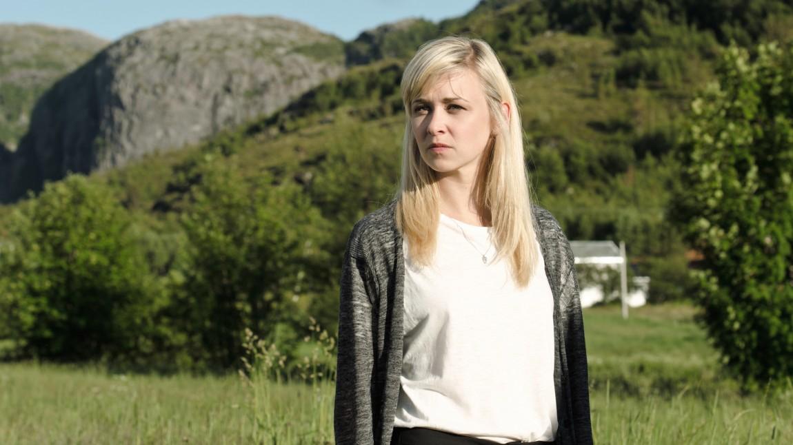 Marie Blokhus spiller Anna i Jag etter vind (Foto: Motlys / Norsk Filmdistribusjon).