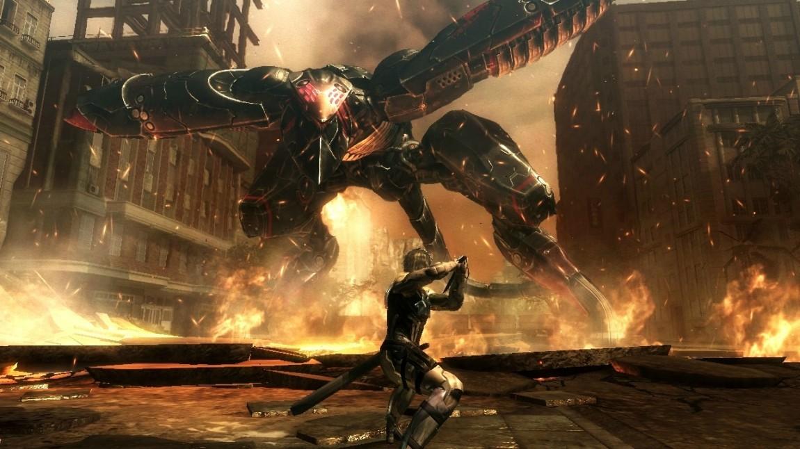 Metal Gear Rising: Revengance. (Foto: Konami)