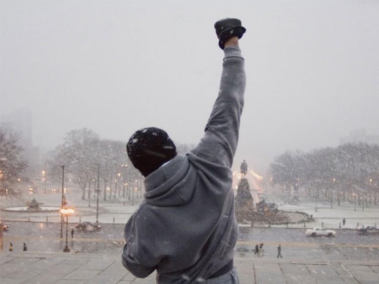 Rocky Balboa. (Foto: SF Norge).
