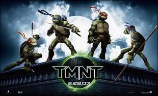 TMNT (2007). (Foto: Paramount)