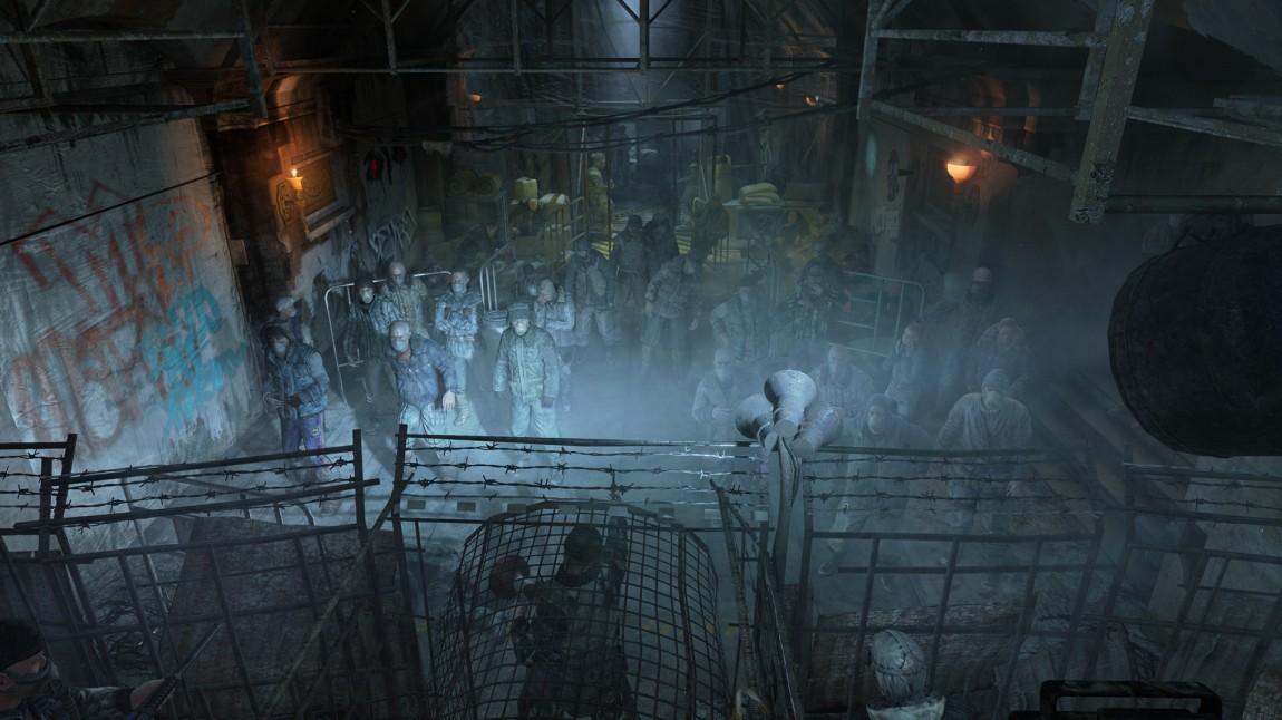 Metro: Last Light. (Foto: 4A Games / Deep Silver)