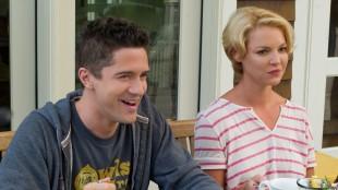 Topher Grace og Katherine Heigl spiller bror og søster i The Big Wedding (Foto: Nordisk Film Distribusjon AS).