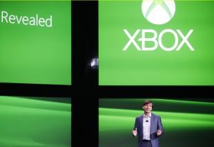 Don Mattrick på #XboxReveal. (Foto: REUTERS/Nick Adams)