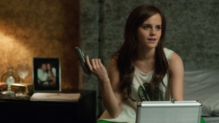Emma Watson i The Bling Ring. (Foto: SF Norge)