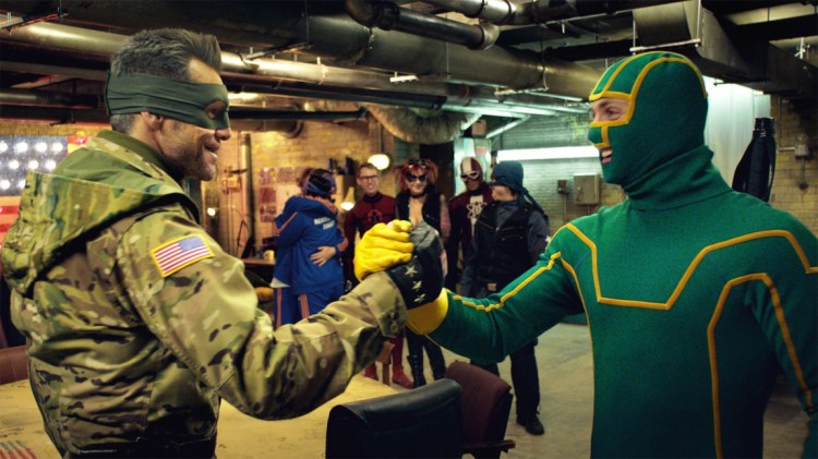Kick-Ass 2: Balls to the Walls. (Foto: United International Pictures)