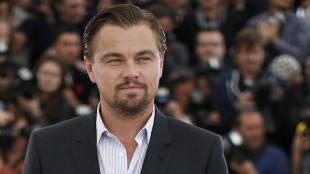 Leonardo DiCaprio i Cannes. (Foto: AFP PHOTO / VALERY HACHE)
