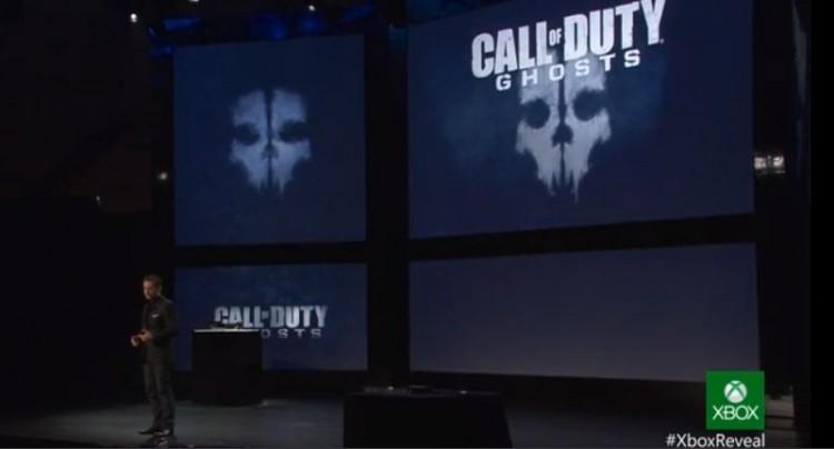 CoD Ghosts. (Foto: Microsoft)