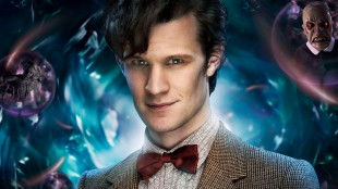 Matt Smith som Dr. Who. (Foto: BBC)