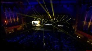 «Titanfall» vises for første gang på E3 2013. (Foto: EA)