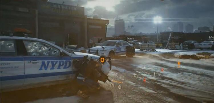 «The Division» er et postapokalyptisk MMO-spill. (Foto: Ubisoft)