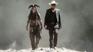 The Lone Ranger. (Foto: The Walt Disney Company Nordic).