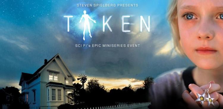 Steven Spielbergs «Taken».