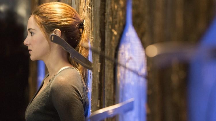 Divergent. (Foto: Nordisk Film Distribusjon AS)