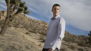 Joel Kinnaman i amerikansk ørken i Snabba Cash Livet Deluxe (Foto: Nordisk Film Distribusjon AS).