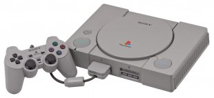 Den første Playstation-konsollen kom i 1994. (Foto: Sony)