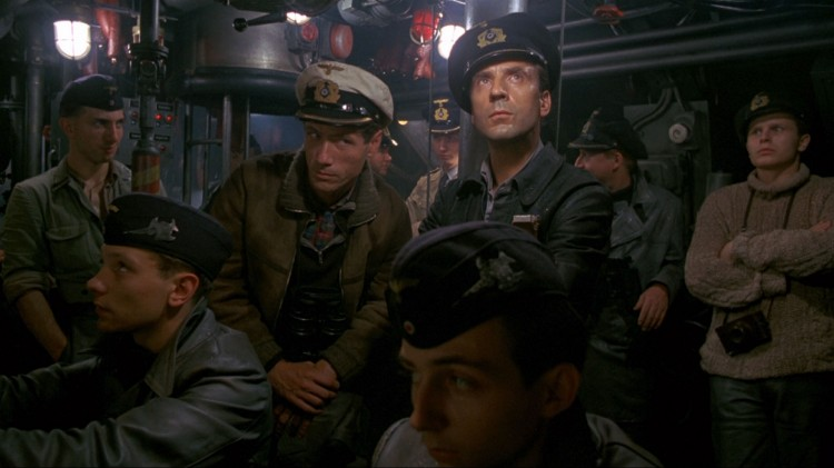 Das Boot er en klaustrofobisk filmopplevelse. (Foto: Columbia Pictures).